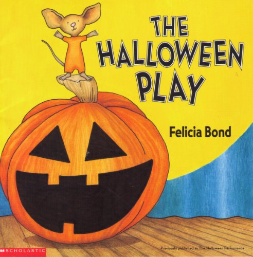 9780439216937: The Halloween Play