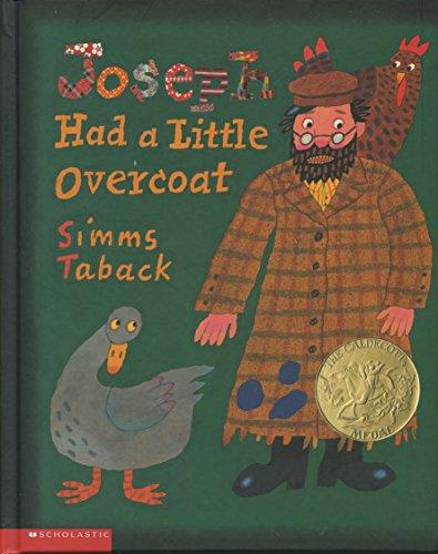 9780439216975: Joseph Had a Little Overcoat