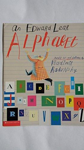 9780439217217: An Edward Lear Alphabet