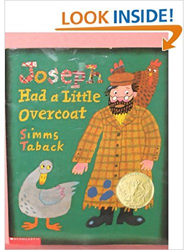 9780439217316: Joseph Had a Little Overcoat