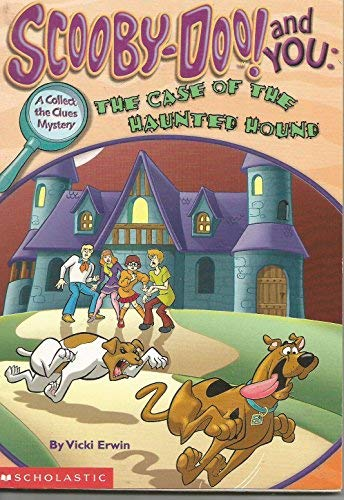 9780439217552: Scooby-Doo! And You: The Case of the Haunted Hound