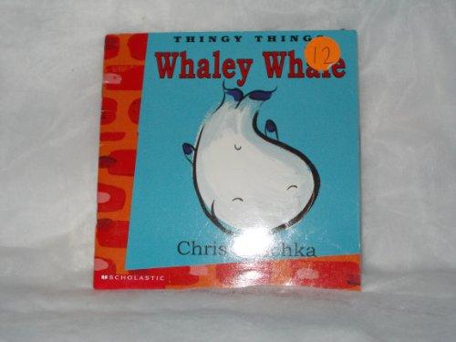 9780439219341: Whaley Whale