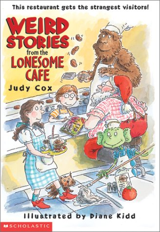 Weird Stories from the Lonesome Cafe: Cox, Judy