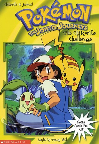 The Chikorita Challenge (Pokemon: The Johto Journeys, No. 21)