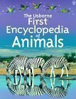 9780439221320: Usborne First Encyclopedia of Animals