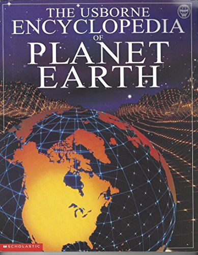 9780439221337: The Usborne Encyclopedia of Planet Earth