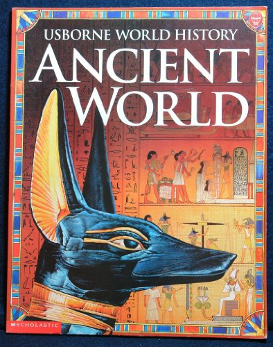 9780439221351: Ancient World (Usborne World History)
