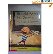 9780439222051: David Goes to School