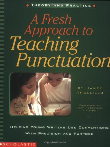 9780439222457: A Fresh Approach To Teaching Punctuation