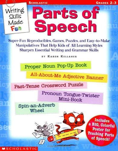 9780439222686: Writing Skills Made Fun: Parts of Speech