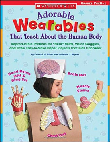 9780439222693: Adorable Wearables Human Body: Reproducible Patterns for