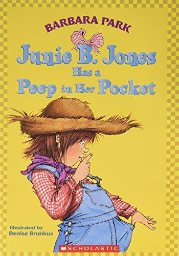 9780439223096: Junie B. Jones Has a Peep in Her Pocket (Junie B. Jones #15)