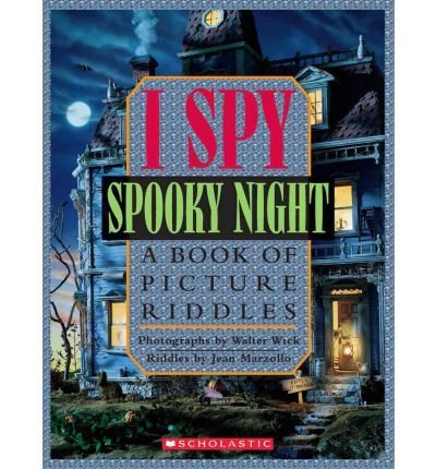 9780439223591: I Spy Spooky Night