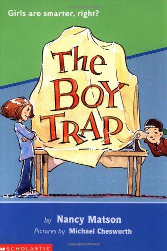 9780439223652: The Boy Trap