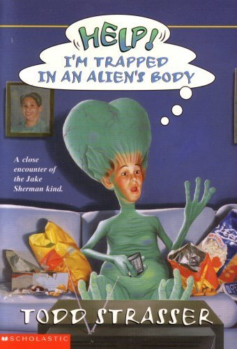 9780439223690: Help! I'm Trapped in an Alien's Body: A Close Encounter of the Jake Sherman Kind