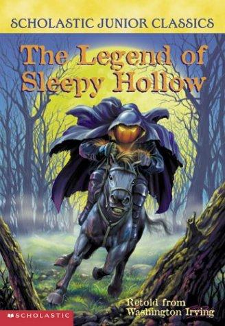 The Legend Of Sleepy Hollow (Scholastic Junior: Washington Irving