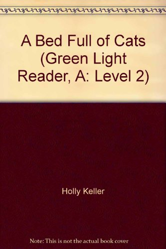 9780439226011: A Bed Full of Cats (Green Light Reader, A: Level 2)