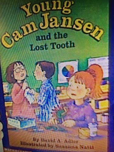 9780439227056: Young Cam Jansen and the lost tooth