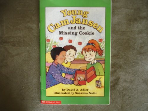 9780439227063: Young Cam Jansen and the Missing Cookie