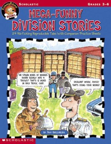 9780439227278: Funny Bone Books: Mega-funny Division Stories (Captain Underpants)