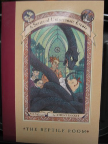 9780439227452: The Reptile Room (A Series of Unfortunate Events Volume 2) Edition: Reprint