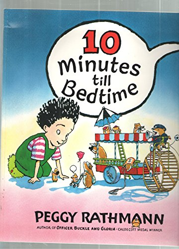 9780439227698: 10 Minutes Till Bedtime