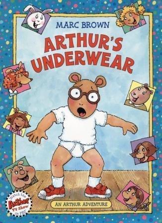 9780439227704: Arthur's Underwear