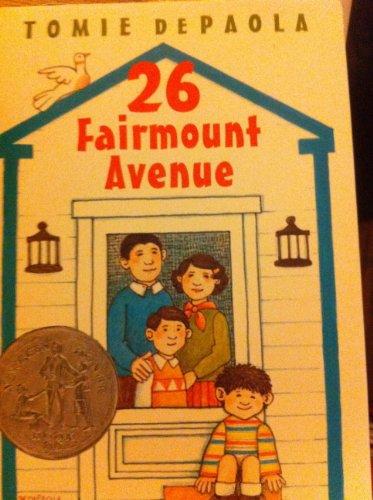 9780439227797: 26 Fairmount Avenue