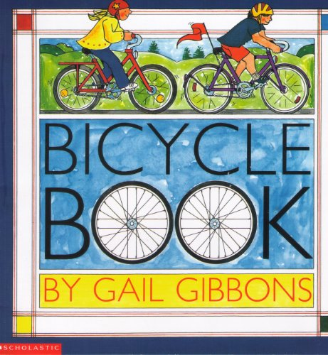 9780439228060: Bicycle book