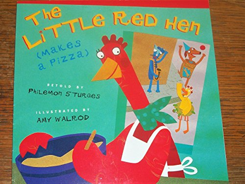 9780439228084: The Little Red Hen (Makes a Pizza)