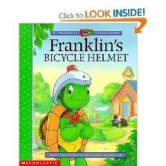9780439228411: Franklin's Bicycle Helmet (Franklin TV Storybook)
