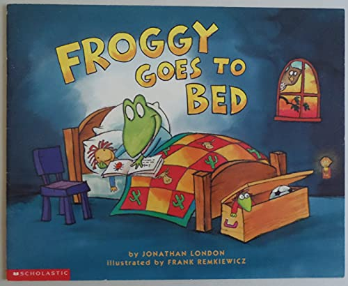 9780439228800: Froggy Goes to Bed