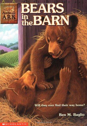 9780439230223: Bears in the Barn (Animal Ark Series #23)