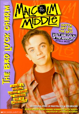 9780439230780: The Bad Luck Charm (Malcolm in the Middle)