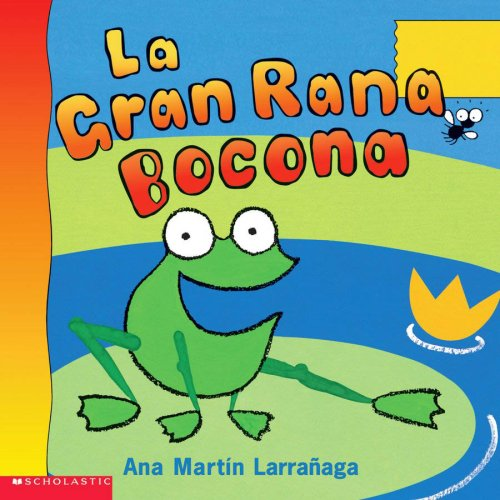 9780439231480: La Gran Rana Bocona (Spanish Edition)