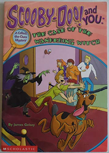 Scooby-Doo! and You: The Case of the: James; Copyright Paperback