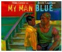9780439231916: My Man Blue: Poems