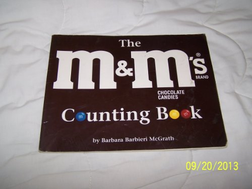 9780439232081: The M & M's COUNTING BOOK