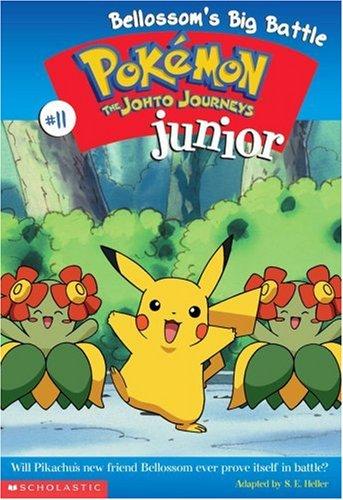9780439234009: Bellossom's Big Battle (Pokemon Junior Chapter Book)