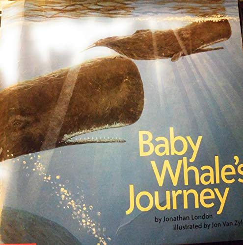 9780439234917: Baby Whale's Journey