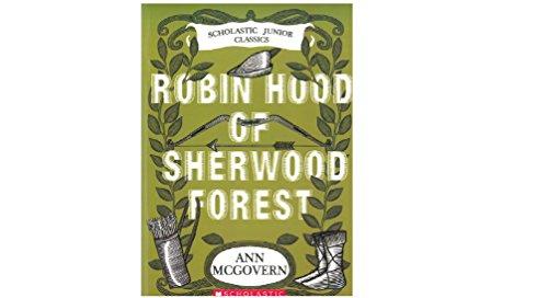 9780439236393: Robin Hood of Sherwood Forest (Scholastic Junior Classics)