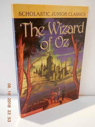9780439236416: Wizard Of Oz (Scholastic Junior Classics)