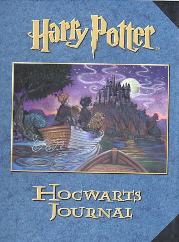 9780439236539: Harry Potter Hogwarts Journal