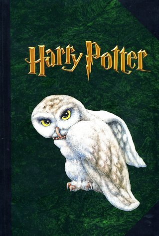 Harry Potter: Hedwig the Owl Journal