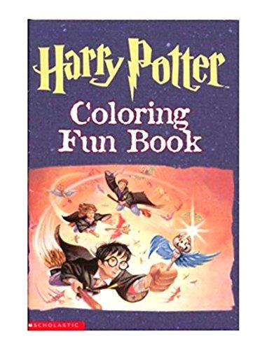 Harry Potter Coloring Fun Book