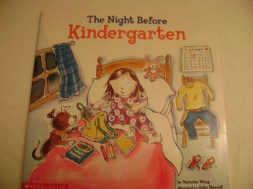 9780439236577: The Night Before Kindergarten