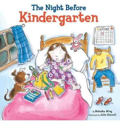 9780439236577: The Night Before Kindergarten