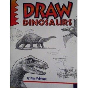 9780439237055: Draw Dinosaurs