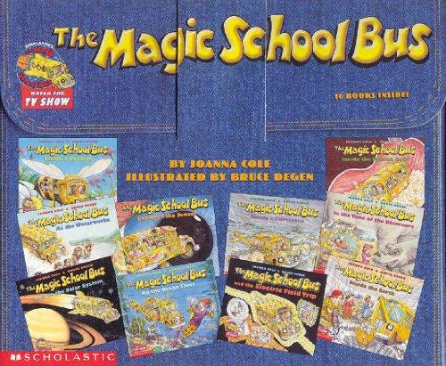9780439237437: The Magic School Bus Briefcase