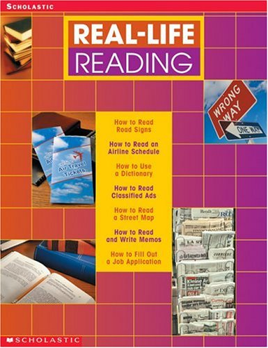 9780439237765: Real-Life Reading Workbook (Revision) (Real-Life Workbooks)